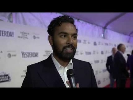 """Yesterday"" premiere Himesh Patel"