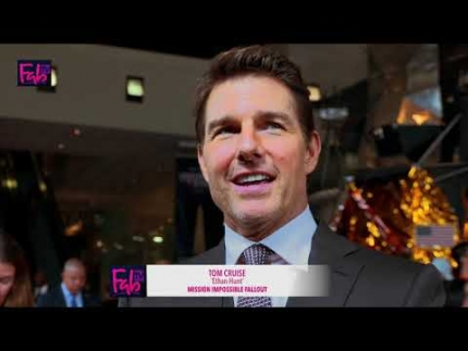 Tom Cruise Mission Impossible: Fall out Red Carpet