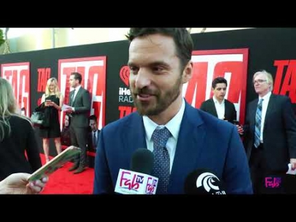"Jake Johnson arrives at the ""TAG"" Red Carpet & Premiere"