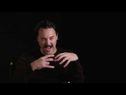 "Jack Huston ""Captain Jasper"" -"