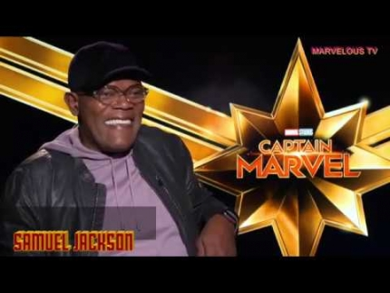 """Captain MARVEL"" star 'Sam Jackson' about  Nick Fury"