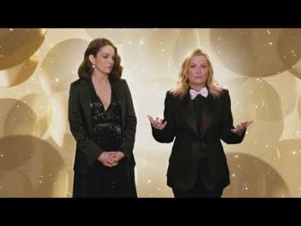 Tina Fey & Amy Poehler - The 78th Annual Golden Globe Awards