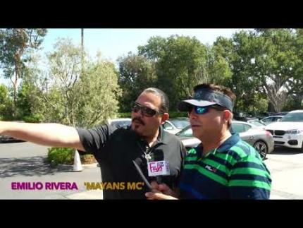 Emilio Rivera 'Mayans MC' at George Lopez celebrity golf on...
