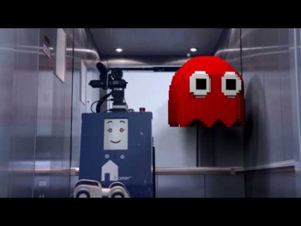 Voxelmania. Effects of Videogames on Service Robots - Markus Lohoff (Germany, 2016) - ROS Film Festival