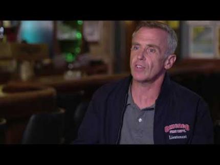 Chicago Fire: Season 10 Premiere - David Eigenberg