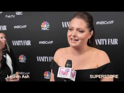 "Lauren Ash of ""SUPERSTORE"" looking fabulous!"