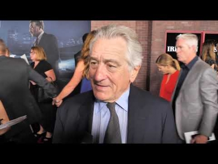 "Robert DeNiro at the ""The Irishman"""