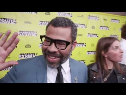 "Director Jordan Peele at his ""US"" RedCarpet SXSW  Film Festival"