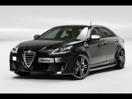 New Alfa Romeo Giulia 2015 - Legend Cars TV