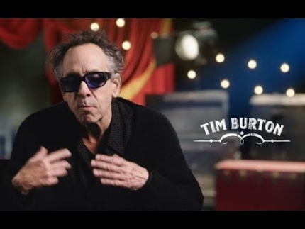 "THE WORLD OF ""DUMBO"" Tim Burton , Danny DeVito"