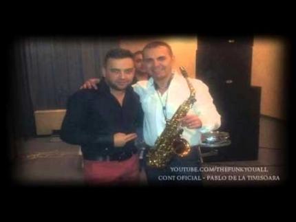 Pablo de la Timisoara - Ca boierii aia mari live 2013