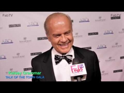 "Kelsey Grammar at the ""TALK OF THE TOWN GALA"""