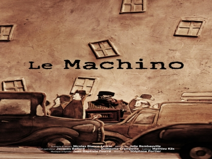 Le machino (Julie Rembauville) - ROS Film Festival