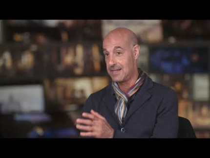 Stanley Tucci is Mr.Stringer  -  The Witches