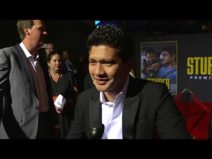 "STUBER PREMIERE with the anti-hero  ""Iko Uwais"""