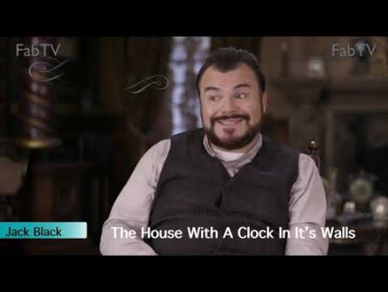 "Jack Black ""The House With A Clock In It s Walls"""