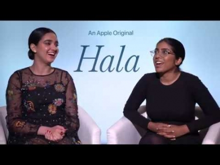 """HALA"" interview: Minhal Baig and Geraldine Viswanathan"