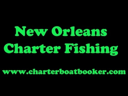 New Orleans Charter Fishing - CharterBoatBooker