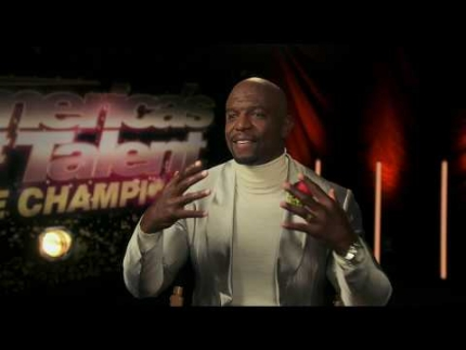 'Terry Crews'  America's Got Talent: The Champions - Season 2...