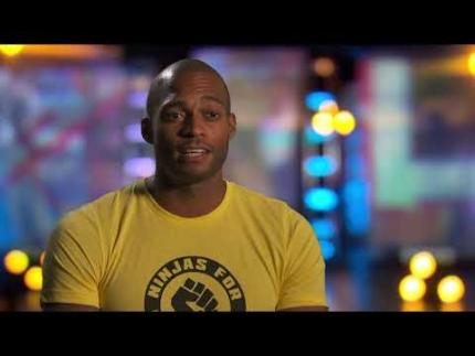 JODY AVILA - American Ninja Warrior: Season 12 Premiere