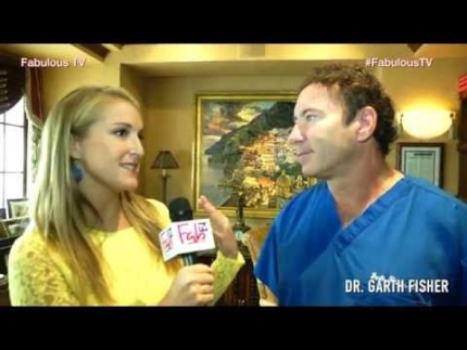 Dr.Garth Fisher talks about Plastic Surgery in Hollywood on Fabulous TV