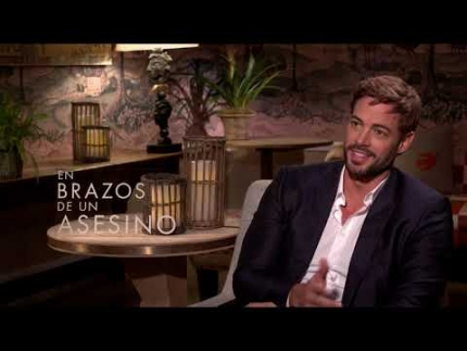 "William Levy reveals ""En Brazos De Un Asesino"""