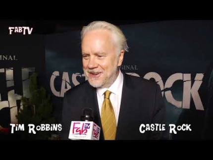 "Tim Robbins details ""CASTLE ROCK"" season 2 on HULU"