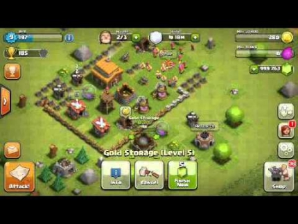 COC NEW GEMS HACK TRICK DEC 2015 100% WORKING by shohug
