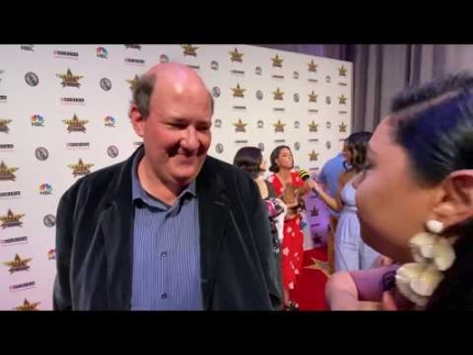 "Brian Baumgartner at ""The Beverly Hills Dog Show"" 2020"
