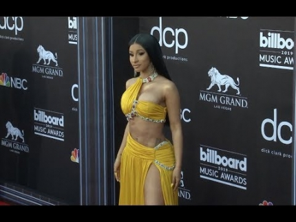 "2019 Billboard awards red carpet arrivals ""Cardi B"" & ""Mariah Carey"" interview!"