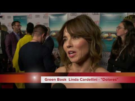 """""""Green Book""""  Linda Cardellini  'Dolores'"""