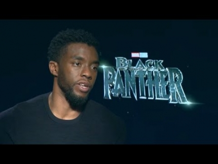 Chadwick Boseman details 'Black Panther'