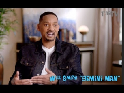 "Will Smith ""GEMINI MAN"" 'BECOMING JUNIOR'  Behind the Scenes"