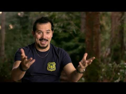 "John Leguizamo  ""Playing with Fire"""
