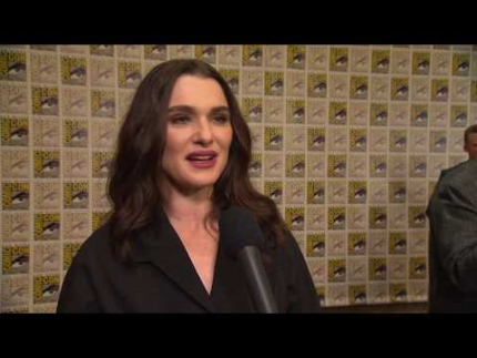 "COMIC CON 2019 ""RACHEL WEISZ"" Multi Black Widows!"