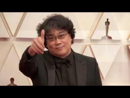 """Parasite"" director 'Bong Joon ho' & cast Winners! Oscars 2020"