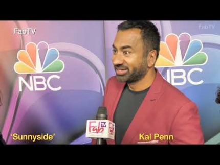 """Sunnyside""  Kal Penn  Comedy & America Inspired The..."