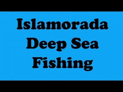 Islamorada Deep Sea Fishing - Charter Boat Booker