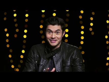 """""""Last Christmas"""" with actor Henry Golding"""