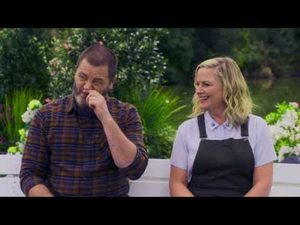 WHAT ARE YOU MADE OF?     'Amy Poehler' & 'Nick Offerman'  NBC