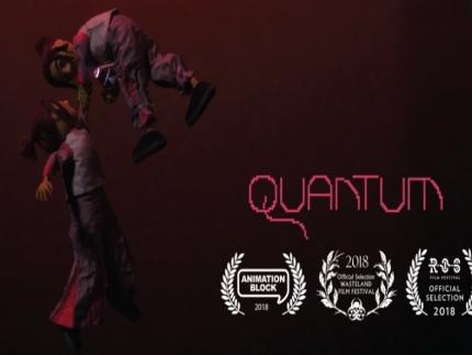 Quantum (Hannah S. Kim) - ROS Film Festival