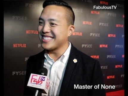 Alan Yang discusses 'Master of None' Netflix FYSEE Comedy Panel on FabulousTV