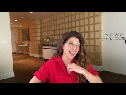 Junkets:  Marisa Tomei -  'The King of Staten Island""