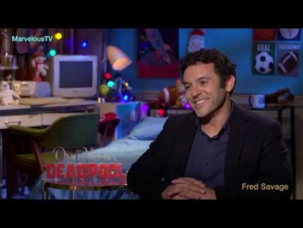 "Fred Savage unveils ""Once Upon a Deadpool"""