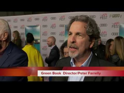 """Green Book"" Peter Farrelly   Director Writer Producer"