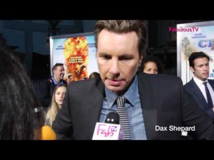 Dax Shepard at the 'CHIPS' world premiere on FabulousTV