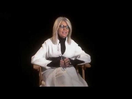 "Diane Keaton ""POMS"""