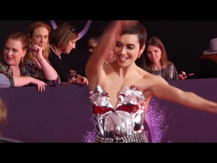 "dancer ""Alyson Stoner"" made a triumphant return dancing on..."