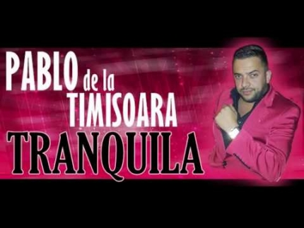 Pablo de la Timisoara - Tranquila 2013 (Live botez Mario Albania)