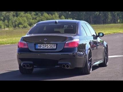 BMW M5 5.8L V10 DINAN STROKER - 630HP \'BLACK BEAST\'!!